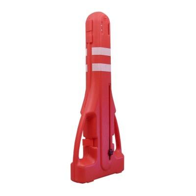 Profilé 90° caoutchouc avec rail aluminium