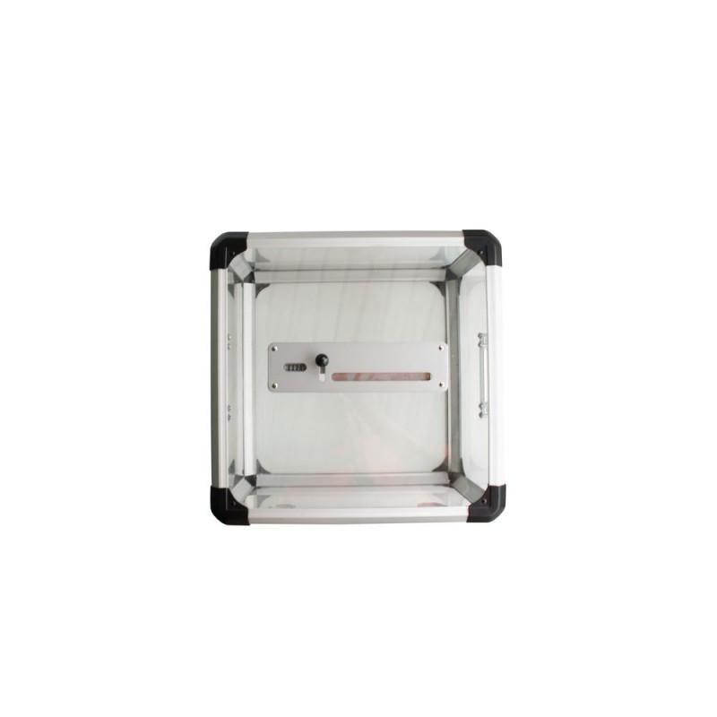 Câble acier 1x7  gainé PVC